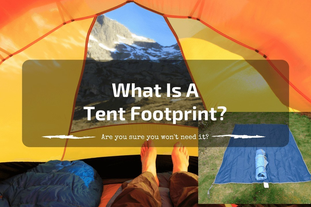 what is a tent footprint feature