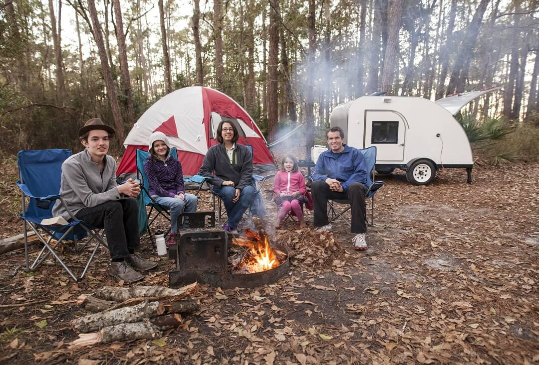 Get the Best for Your Road Trips With A Chalet A-Frame Camper 4