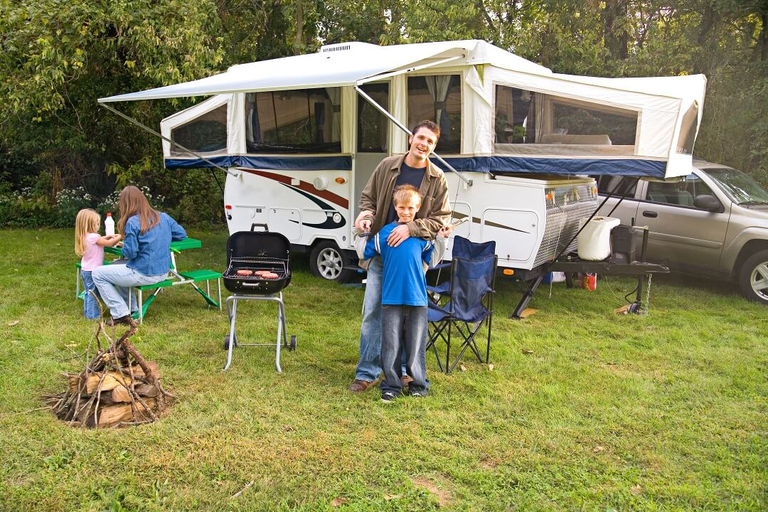 How To Set Up A Coleman Popup C&er For A Real Backwoods Fun - 1 & How To Set Up A Coleman Pop-up Camper For A Real Backwoods Fun?