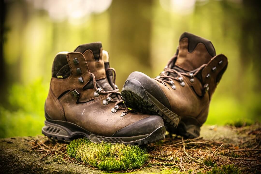 Hiking Boots Feature