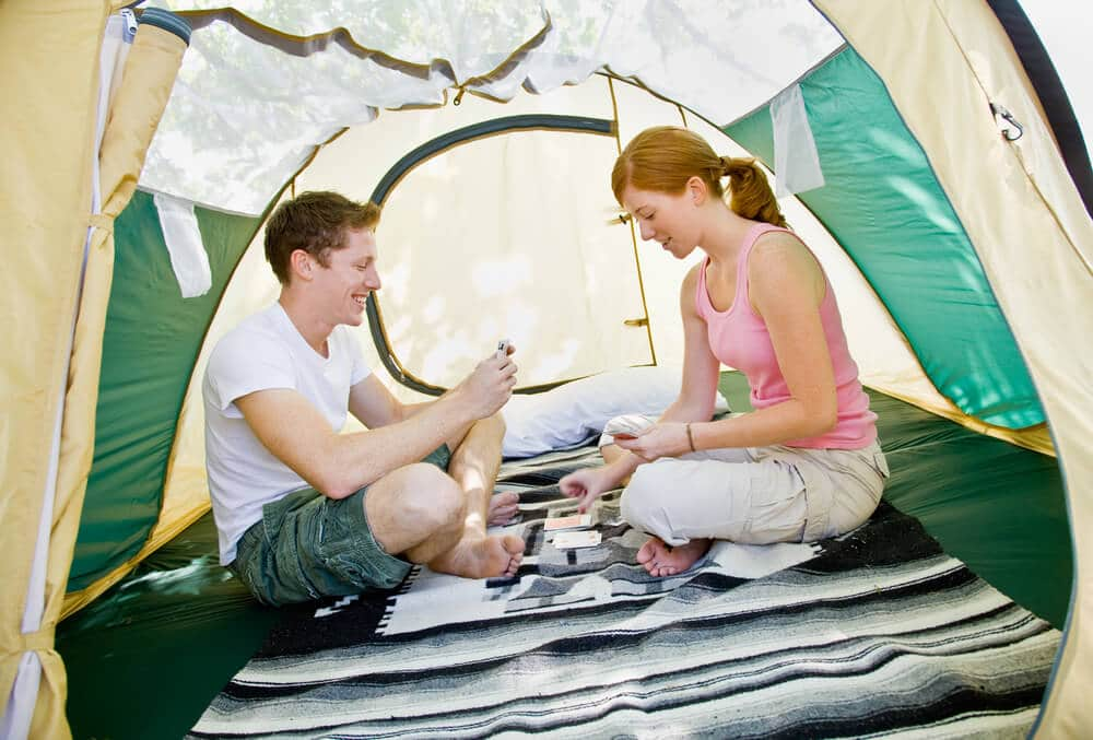 The Best Romantic Camping Ideas Your Partner Will Love 9
