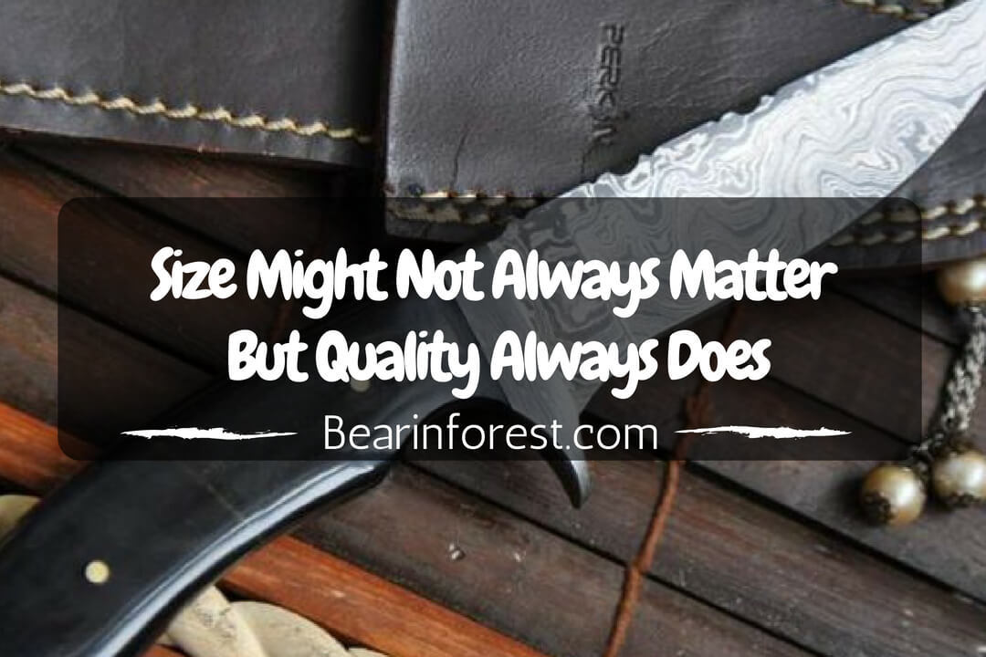 Size Might not Always Matter, But Quality Always Does - feature