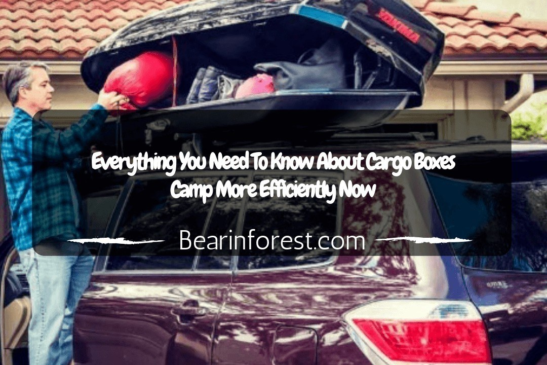 Everything You Need to Know About Cargo Boxes_ Camp More Efficiently Now