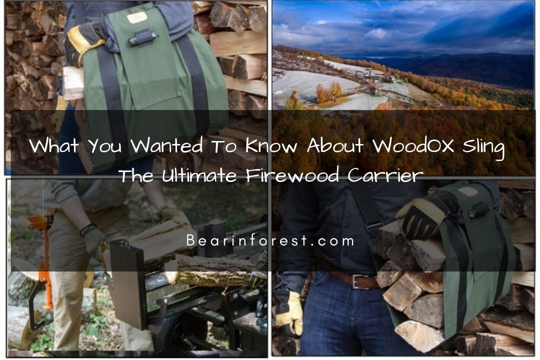 What You Wanted to Know About WoodOX Sling – The Ultimate Firewood Carrier - feature