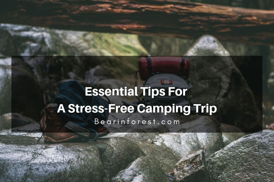 Essential Tips For A Stress-Free Camping Trip