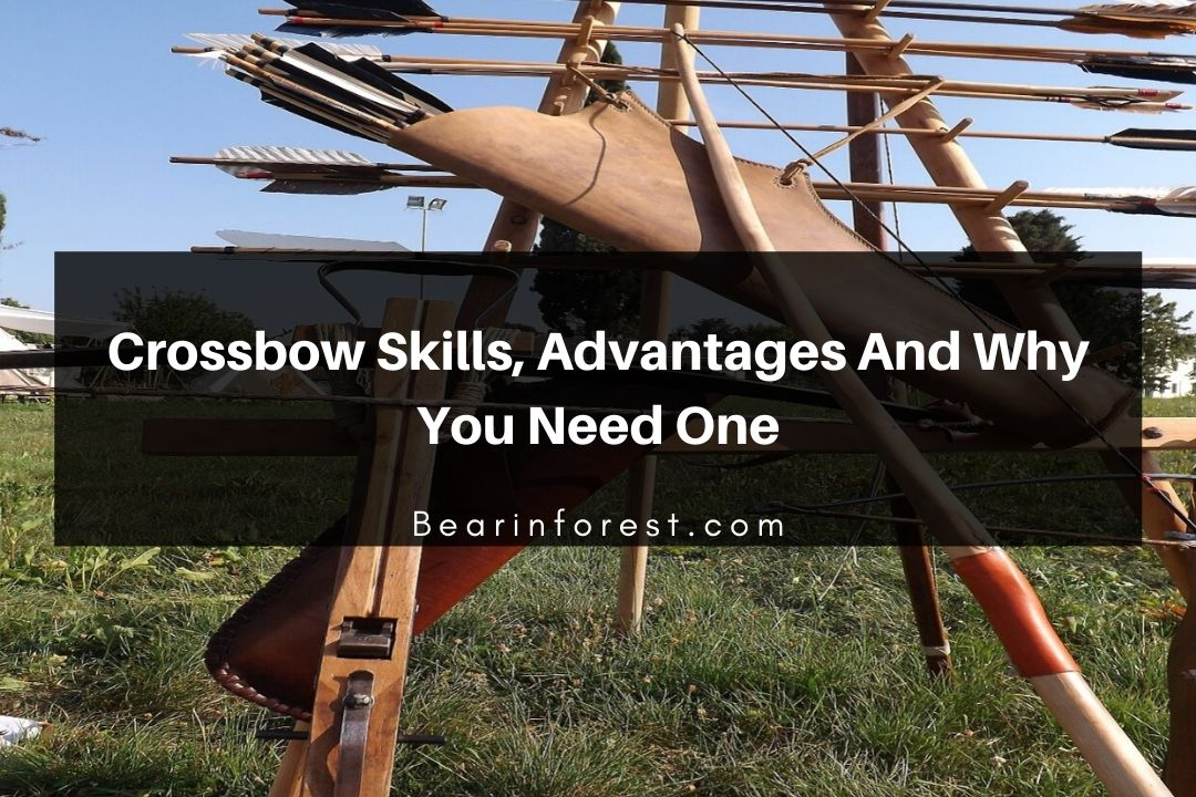 Crossbow Skills, Advantages And Why You Need One