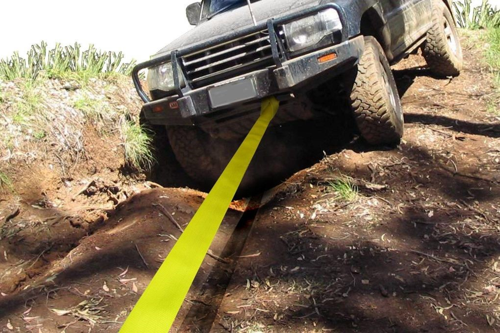 7 Hacks to Getting Unstuck When Offroad 6