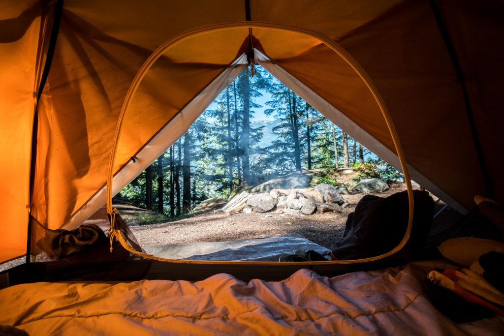 How to Make Your Camping Eco-Friendly - From Shoes to Water Bottles 1