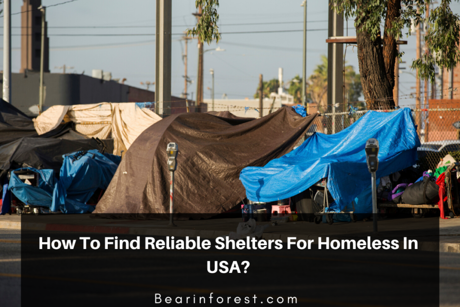 How To Find Reliable Shelters For Homeless In USA_