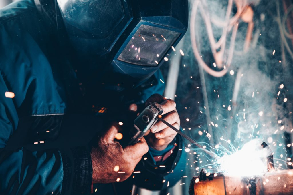 Three Types Of Welding; MIG, TIG and Flux Cored Arc Welding